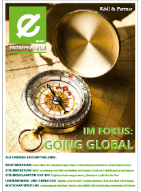 Entrepreneur: Going Global